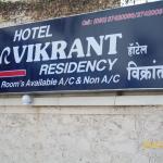Hotel Vikrant Residency,  Pune