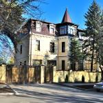 Sanatoriy Imeni Anzhievskogo - Korpus Villa German, Essentuki