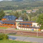Pension An der Erzgebirgsbahn, Kurort Oberwiesenthal