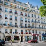Hotel Minerve, Paris