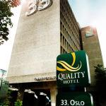 Legg til en vurdering - Quality Hotel 33