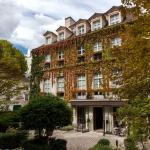 Le Pavillon de la Reine, Paris