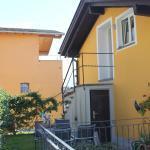 Casa Gialla,  Gordola