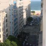 Apartamento Copacabana Prado Junior, Rio de Janeiro