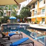 Wonderful Pool House at Kata, Kata Beach