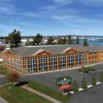 Bridge Vista Beach Hotel and Convention Center, Mackinaw City