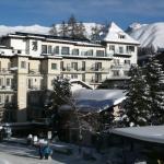 Hotel Bären, St. Moritz