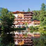 Фотографии отеля: Huber Hotel Tramserhof, Ландек