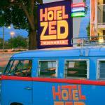 Hotel ZED, Victoria