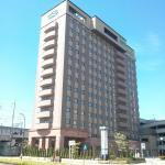Hotel Route-Inn Kanazawa Ekimae, Kanazawa