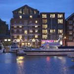 Salthouse Harbour Hotel,  Ipswich
