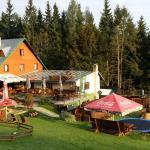 Horská chata Bačkárka, Makov
