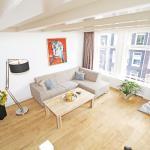 120m2 Jordaan 2 bedroom 2 bathroom apartment *Non Smoking*, Amsterdam