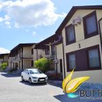 Hotel Butterfly, Sadove
