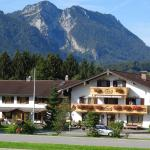 Pension Gästehaus Erika,  Inzell