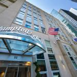 Add review - Hampton Inn Manhattan/Downtown- Financial District