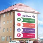 Hotel Vidcom,  Floreşti