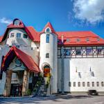 House of Dracula Hotel, Poiana Brasov