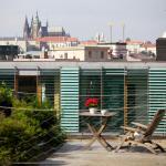 Langhans Apartments,  Prague