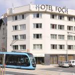 Contact Hôtel Foch, Besançon