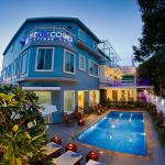 The Blue Corner Boutique Hotel, Phnom Penh