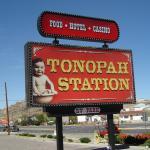 Tonopah Station Hotel and Casino, Tonopah