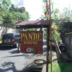 Pande House, Ubud