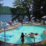 Boulders Resort, Lake George