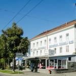 Hotel Drei Rosen, Biel