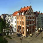 Hotel Pod Lwem,  Elblag