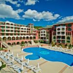 Saint George Palace Hotel, Sveti Vlas