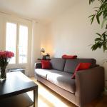 Amelie Montmartre Apartment,  Paris