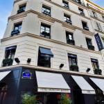 Monceau Elysées, Paris