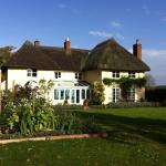 Gunville House B&B,  Grateley