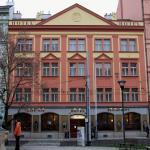Hotel Zlatá Váha, Prague