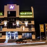 Hotel Marton Rokossovskogo, Volgograd