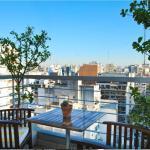Apartment Santa Fe Plaza, Buenos Aires