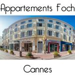 Appartements Foch, Cannes