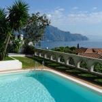 Villa Epicuro Garden,  Amalfi