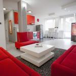 Apartment Red, Belgrade