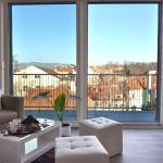 Bellevue Apartment, Zagreb
