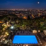 Rome Cavalieri, Waldorf Astoria Hotels and Resorts, Rome
