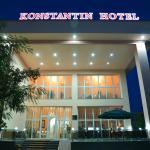 Konstantin Hotel, Samarkand