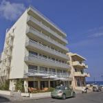 Nafsika Hotel,  Rhodes Town