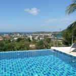 Villa Ginborn 5 bedroom Pool Villa with Sea View, Kata Beach