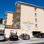 Hotel Cresta, Davos