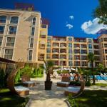 Apartcomplex Harmony Suites, Sunny Beach