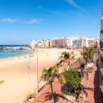 Las Canteras Seafront Apartment, Las Palmas de Gran Canaria