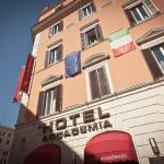 Hotel Accademia, Rome