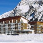 Hotelbilleder: Hotel Vier Jahreszeiten, Sankt Leonhard im Pitztal